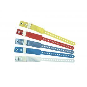 PrimeBand Sealident ID Bracelets, Insert Cards Style 05-010715W