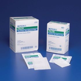 """Telfa """"Ouchless"""" Non-Adherent Dressings - 3"""" x 4"""""""