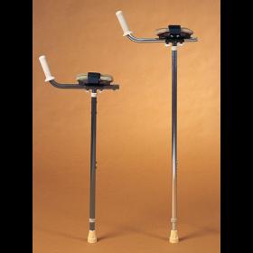 Platform Forearm Crutch - Adult Platform Forearm Crutch