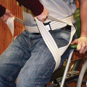 Transfer Sling and Gait Belt - Medium/Large