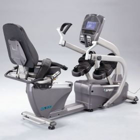 Spirit MA902 Stepper Low Body Lat Stab