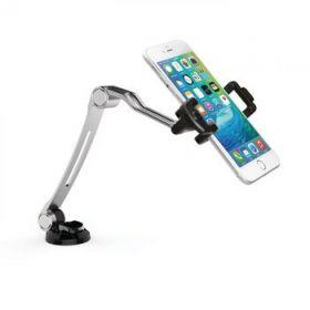 CTA Digital Folding Arm Mount for Smartphones