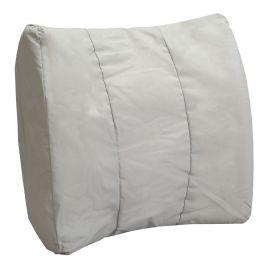 Bilt Rite 10-47041 Lumbar Cushion Pillow-Grey