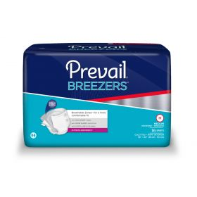 First Quality Products  Breezers  Adult Briefs 10-PVB012