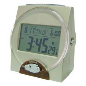 Talking Radio Controlled Atomic Clock