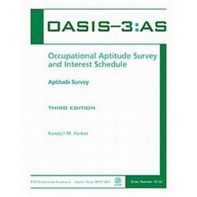 OASIS-3:AS - Occupational Aptitude Survey and Interest Schedule