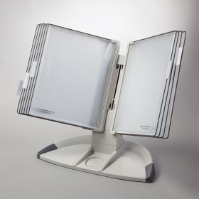 Document Protection Display Station, Countertop Mount