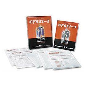 Culture Free Self-Esteem Inventories Third Edition (CFSEI-3)
