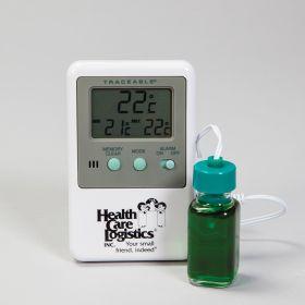 Memory Monitoring Refrigerator/Freezer Thermometer
