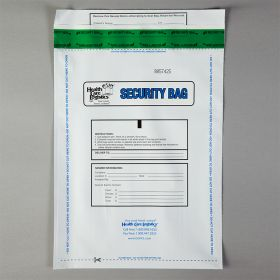 Alert Void Security Bags, White - 25 per pack