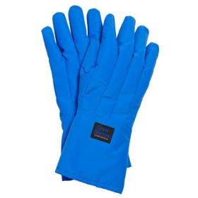Cryogenic Glove Cryo-Gloves Mid-Arm Size 10 Water Resistant Material Blue 13.5 to 15.25 Inch Straight Cuff NonSterile