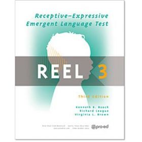 Receptive-Expressive Emergent Language Test   Third Edition (REEL-3)