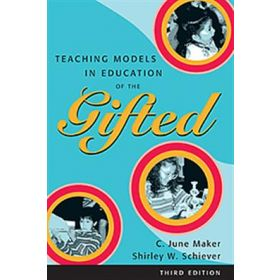 Teaching Models in Education of the Gifted Third Edition