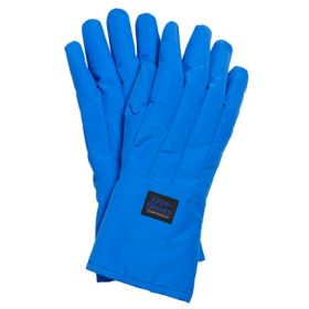 Cryogenic Glove Cryo-Gloves Mid-Arm Size 11 Water Resistant Material Blue 13.5 to 15.25 Inch Straight Cuff NonSterile