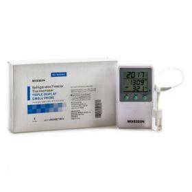 Refrigerator/Freezer Thermometer McKesson EA/1