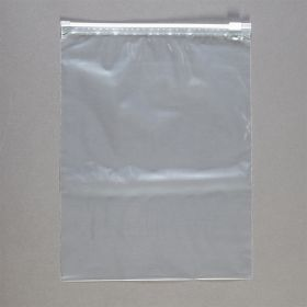 Reclosable Slider Bags, 9 x 12