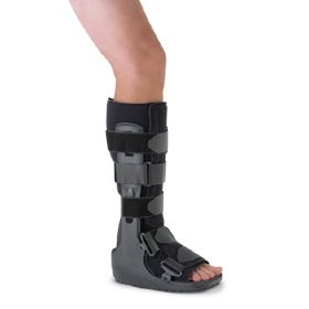 Walker Boot McKesson Small Hook and Loop Closure Male Left or Right Foot
