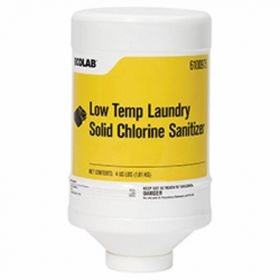 SANITIZER, LAUNDRY LOW-TEMP SOLID CHLORINE  1095280