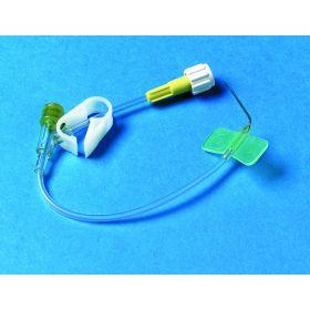 B Braun WHIN  Winged Huber Infusion Needle, 22 ga