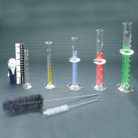 Glass Cylin Der Kit, Small