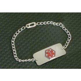 Emergency I.D. Bracelet, Diabetic