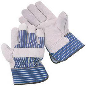 Impact Glove Full Finger X-Large Blue / White Hand Specific Pair