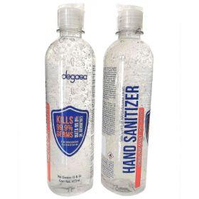 Hand Sanitizer 16 oz. Ethyl Alcohol Gel Bottle