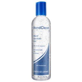 Hand Sanitizer HandClean 8.45 oz. Ethyl Alcohol Gel Bottle