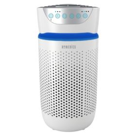 HoMedics TotalClean 5-in-1 UV Air Purifier Small Rooms HEPA-Type 3 Speed