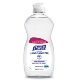 Hand Sanitizer Purell Advanced 12.6 oz. Ethyl Alcohol Gel Bottle