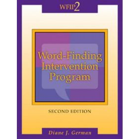 Word-Finding Intervention Program   Second Edition (WFIP-2)