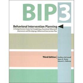 BIP-3: Behavioral Intervention Planning Third Edition