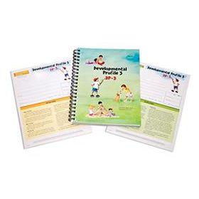 Developmental Profile Third Edition (DP-3)