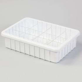 Drawer Organizing Tray with Dividers, 15x3.5x11