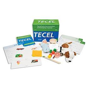 TECEL: Test of Early Communication and Emerging Language