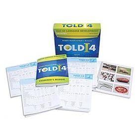 TOLD-I:4 Test of Language Development: Intermediate Fourth Edition