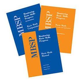 MBSP: Monitoring Basic Skills Progress: Basic Math Kit Second Edition