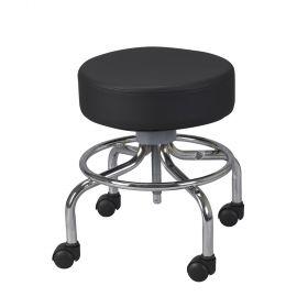 Drive Medical 13034 Wheeled Round Stool