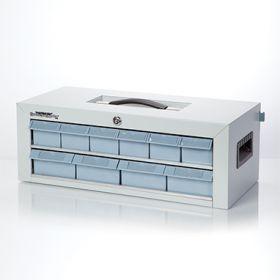 Waterloo  Locking Cassette  2 Tier  20x8x10