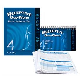 Receptive One-Word Picture Vocabulary Test Fourth Edition (ROWPVT-4)