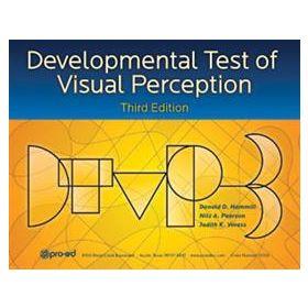 DTVP-3: Developmental Test of Visual Perception Third Edition