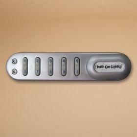 Keyless Entry Digital Lock, Horizontal Left, 1-1/8 in. Spindle