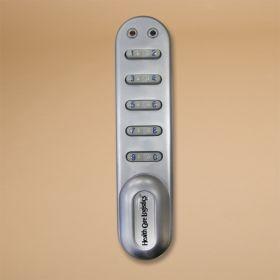 Keyless Entry Digital Lock, Vertical, 1-1/8 in. Spindle