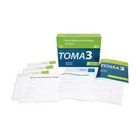 TOMA-3 Test of Mathematical Abilities Third Edition
