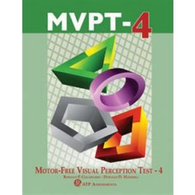 Motor-Free Visual Perception Test Fourth Edition (MVPT-4)