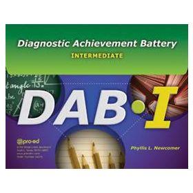 DAB-I Diagnostic Achievement Battery Intermediate: Complete Kit