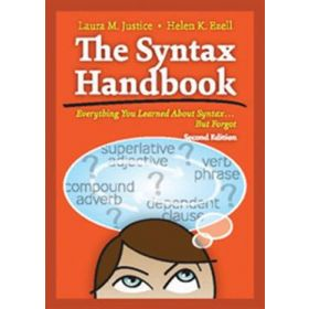 The Syntax Handbook: Everything You Learned About Syntax