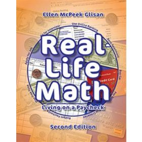 Real-Life Math: Living on a Paycheck Second Edition