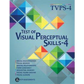 Test of Visual Perceptual Skills Fourth Edition (TVPS-4)