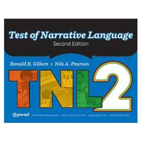 TNL-2: Test of Narrative Language Second Edition
